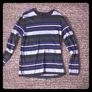 Forever 21 long sleeve striped shirt.